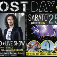 Ghost Day, Sabato 25 Maggio 2019 Cinecittà World Teatro 1