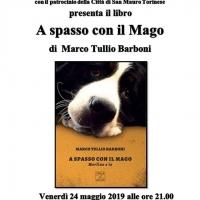 Il tour letterario di Marco Tullio Barboni arriva a San Mauro Torinese