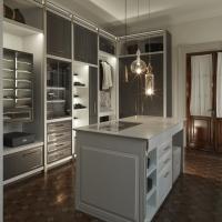 Design, funzionalità e un forte accento contemporaneo: Martini presenta il guardaroba Essenza