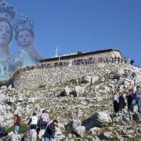 Sanza: apertura Santuario Madonna del Cervati.