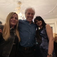 MONICA GABETTA TOSETTI OSPITE TRA EVENTI, PARTY E VERNISSAGE MILANESI