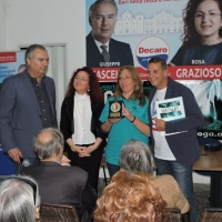 Numerose attività per l'associazione Dico No alla Droga Puglia