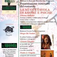 La nuova favola di Amore e Psiche a Isola Farnese