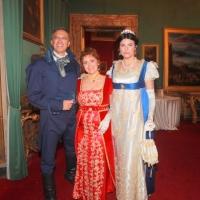 Si è svolto lo Spring Regency Ball organizzato dalla Compagnia Nazionale di Danza Storica. Ospite della serata l'attrice Jennifer Mischiati