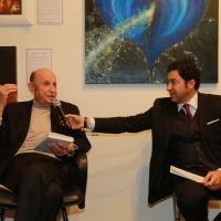 Bassano del Grappa: Giacobini e Alberoni all'inaugurazione della sede di Spoleto Art Factory