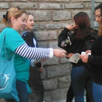 Studenti della scuola di via Venezia ad Olbia coinvolti dalla prevenzione alla droga