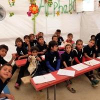 Acronis Foundation fonda una nuova scuola in un campo profughi in Libano per garantire un ambiente di studio protetto ai bambini in fuga dalle zone di guerra