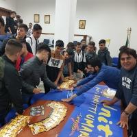 Far conoscere i DIRITTI UMANI dalle scuole. I volontari lo fanno       nell'Istituto Spano/De Amicis  di Cagliari