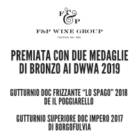 F&P Wine Group premiata al Decanter World Wine Awards 2019 con due etichette