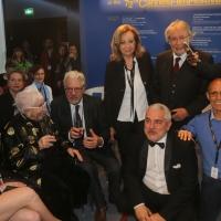 Presentato a Cannes il Premio Kinéo. Consegnati i premi a Giannini e Wertmuller