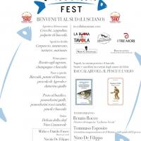 """Baccalà Fest, nuova tappa al ristorante """"Benvenuti al Sud"""" di Lusciano"""