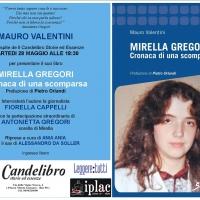 Mirella Gregori. Cronaca di una scomparsa. La presentazione al Candelibro.
