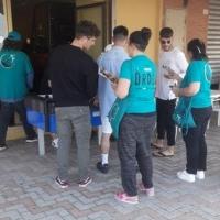 Volontari a Riccione per dire no all'alcol con l'informazione