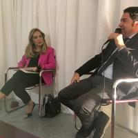 Silvana Giacobini inaugura la nuova sede di Spoleto Arte a Bassano del Grappa