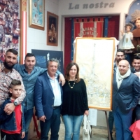 -Brusciano: Ecco il progetto del Giglio Ortolano di Pasquale Terracciano per la Festa dei Gigli 2019. (Scritto da Antonio Castaldo)