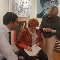 Venezia: Maria Rita Parsi e l'arte terapia a Pro Biennale