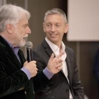 Pioggia di consensi per Paolo Crepet al work-shop annuale di Gianluca Mech in Puglia