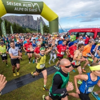 TUTTI AL GREEN EVENT DELL'ALPE DI SIUSI MEZZA MARATONA: 150 PETTORALI AL SOLD-OUT!