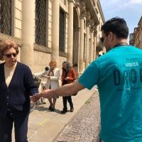 MONDO LIBERO DALLA DROGA INFORMA PIU' DI 1000 PERSONE A VICENZA