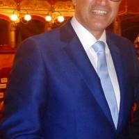 """Nino Graziano Luca alla Sapienza di Roma il 31 maggio per tenere la lezione """"Corpo e Cerimoniale"""""""