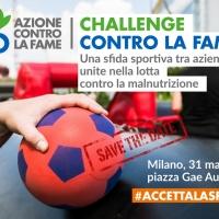 Azione contro la Fame: Elior Group Solidarities evento benefico 31 maggo Milano