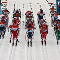 IL TOUR DE SKI SPRINTA E… FINAL CLIMB MASS START. 12 GARE DI COPPA IN 11 GIORNI IN VAL DI FIEMME
