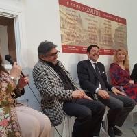 Premio Canaletto: commozione tra gli artisti allo Spoleto Pavilion