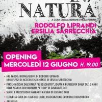 Rodolfo Liprandi ed Ersilia Sarrecchia, IN / NATURA