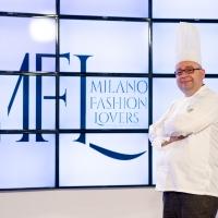 Il Maestro Chef della Frutta Andrea Lopopolo : successo e gradimento di pubblico a Milano Fashion Lovers