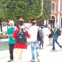 Compito delle vacanze: La Verità sulla Marijuana alla stazione di Brescia