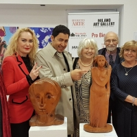Intervista all'artista romana Paola de Gregorio dopo il Premio Biennale Sgarbi 2019