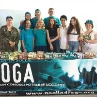 A Prato la festa di fine anno scolastico è all'insegna della prevenzione alla droga