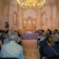"""Don Aldo Natale Terrin a Verona per presentare il libro """"Scientology - Libertà e Immortalità"""""""