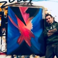 Alessandro Zucca emerge come giovane talento del panorama pittorico attuale