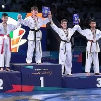 Il Centro Taekwondo Arezzo vince un bronzo al The Olympic Dream Cup