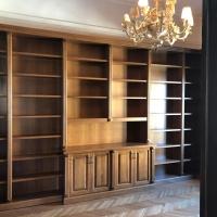 Librerie su misura Roma- SOLIDE e FATTE BENE