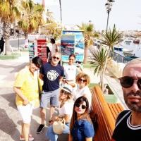 Alla scoperta di Malta: a Roma l'imprenditore Michele Spanò porta abitualmente i dipendenti in vacanza