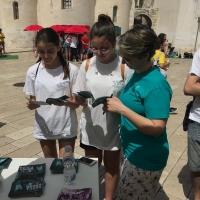 Alla Maratona del Volontariato di Bari con Dico No alla Droga Puglia