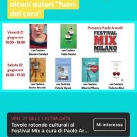 La sottomissione di Bruschi al Festival Mix di Milano