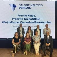 Al Salone Nautico presentato il progetto Green&Blu dedicato al mare