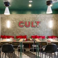 Cult -Burger and Things - Nuova sede in Prati