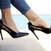 Scarpe donna estive per ballare negli stabilimenti