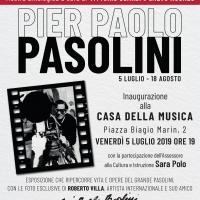 Intervista all'Assessore di Grado Sara Polo per la mostra su Pasolini