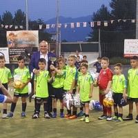 Mariglianella: Torneo di calcio alla Memoria di Gioacchino Costanzo, bambino vittima innocente della criminalità organizzata nel 1995.