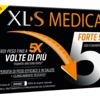 XLS MEDICAL FORTE 5 COME FUNZIONA? PERCHÉ' FA DIMAGRIRE?
