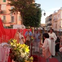 Mariglianella: Svolta la Processione del Corpus Domini promossa dalla Comunità Parrocchiale.