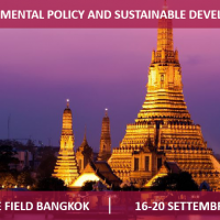 "PROGRAMMA ON THE FIELD BANGKOK: ""ENVIRONMENTAL POLICY AND SUSTAINABLE DEVELOPMENT"""