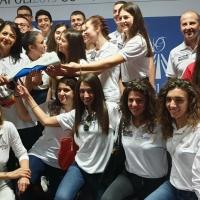 Universiadi 2019: Una folta rappresentanza di Piedimonte Matese, capitanata dall'assessore regionale Sonia Palmeri, avrà l' onore di portare la torcia olimpica nella tappa di Caserta.