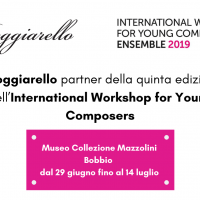 Il Poggiarello partner della quinta edizione Dell'International Workshop for Young Composers