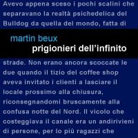 """Edizioni Leucotea in collaborazione alla collana Project annuncia l'uscita del nuovo romanzo di Martin Beux """"Prigionieri dell'infinito"""""""